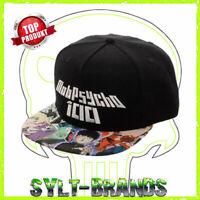 MOB PSYCHO 100 KULT BASEBALL CAP HAT SNAPBACKS CAPS HATS BEANIE SYLT BRANDS
