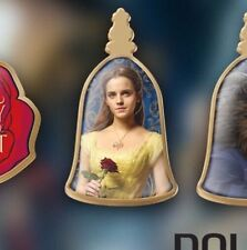Beauty and the Beast Live Action Movie Promo Pin - Beauty