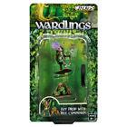 Wardlings Painted Miniatures - Boy Druid  Tree Creature Miniature WizKids NEW