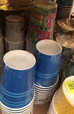 lot revendeur-palette solderie/Destockage De 190 Gobelets De Différents Couleurs