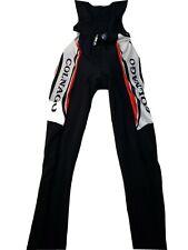 Parentini  Mens Size XL  Tri Suit Colnago Black Red Triathlon Swim Cycling Run