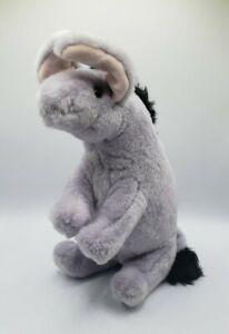 "Gund Disney Classic Pooh Eeyore 14"" Plush Stuffed Animal Toy"