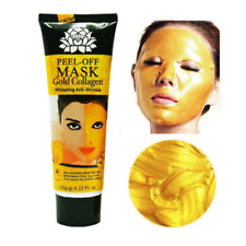 Pro Gold Collagen Facial Face Mask High Moisture Anti Aging Remove Wrinkle Care