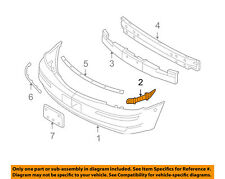 FORD OEM Front Bumper-Upper Retainer Right 5G1Z17C947AA