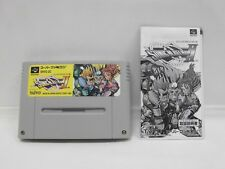 SNES -- SONIC BLAST MAN 2 -- Super famicom. Japan game. Work fully. 13978