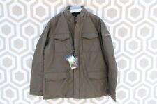 NWT Mens Woolrich John Rich & Bros Travel Field Jacket Down XXL Dark Green $450