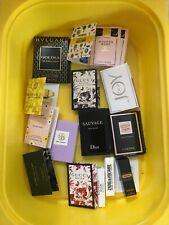 Mystery Perfume Box - 5 X 1m - 1.5m sample Gucci Dior Bvlgari Versace Daisy CK