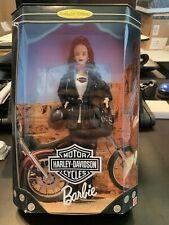 Harley-Davidson Barbie #4 2000 Doll