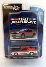 GREENLIGHT EDMONTON POLICE 2008 DODGE CHALLENGER SRT8 NEW IN BLISTER PACK