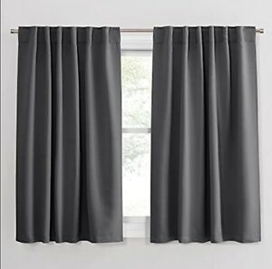 PONY DANCE Blackout Curtains For Bedroom