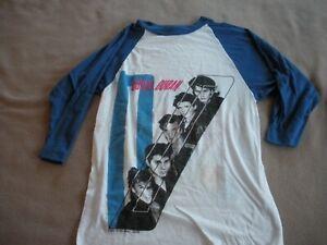 Rare Vintage 1983 New Unsold DURAN DURAN Rock Jersey - Small