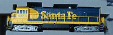 Atlas N #47926 Santa Fe #6333 (U23B) W/Decoder