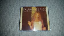 Britney Spears From the Bottom of my Broken Heart CD Single Australia 9250132