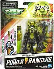 Power Rangers Beast Morphers Cybervillain Roxy 6-inch Action Figure Toy