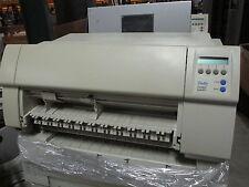 Tally Genicom T2265 Printer Heavy Duty Matrix PARALLEL Serial NO PAPER FEED