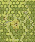 Panzer Leader '74 Map X - Heavy Jungle