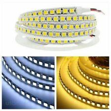 5M 5054 SMD LED Strip Light 120Led/M DC12V Flexible Light Tape Lamp Super Bright