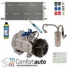 New A/C Compressor Kit Fits: 2008 - 2010 Ford F-Series Super Duty Diesel 6.4L