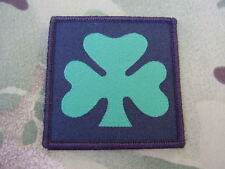 British Army Royal Irish Regiment RIR MTP Jacket/Shirt TRF Hook+Loop Patch/Badge