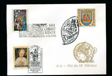 Christkindl-Kombi 1996 mit St.Nikola Donau und St.Nikola Pram  (CH16)