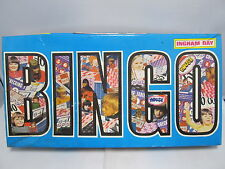 Vintage 1970s Ingham Day Bingo Game With Instructions ~ Boxed