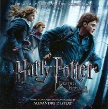 Harry Potter & Deathly Hallows Part One, , Good Enhanced, Soundtrack
