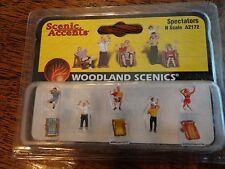 Woodland Scenics N #2172 - Spectators