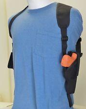 Vertical Shoulder Holster Mag Pouch for EAA Witness Full Size Pistol
