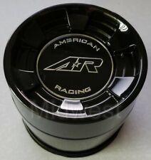 1425003919 Gloss Black American Racing AR910 Wheel Rim Center Cap 5x5.5 6x5.5