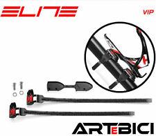 Supporto per Portaborraccia marchio ELITE bottlecage clips VIP fascetta