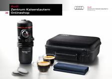 Audi Original Espressomaschine Espresso mobile 4G0069641 Illy E.S.E. Pads