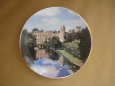 Brand New Warwick Castle, England Souvenir Collectible Ceramic Plate