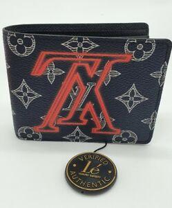 Louis Vuitton Upside Down Kim Jones Multiple Wallet Authentic LV Brand New