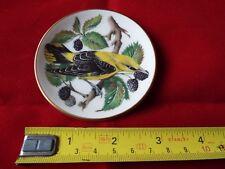 FRANKLIN PORCELAIN SONGBIRDS OF THE WORLD MINI PLATE. #13