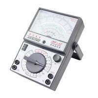 MF-47 Analog Multimeter Voltmeter Ammeter Ohmmeter Battery Tester D2O3