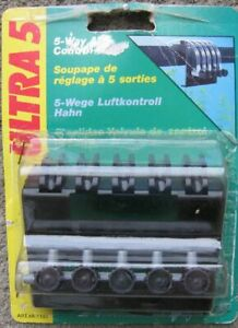 HAGEN ULTRA 5 Luftventil 5 Wege Luftkontrollhahn A-1181