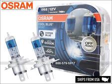 NEW! Osram Cool Blue Boost 5000K H4 64193CBB Bulbs (Pack of 2)