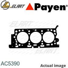GASKET CYLINDER HEAD FOR JAGUAR XJ X351 AJ V6 XJ X350 XJ SALOON X350 FB PAYEN