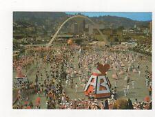 Brazil Rio De Janeiro Carnaval Escola de Samba da Mangueira Postcard 773a