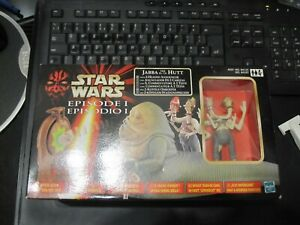 Star Wars - Episode 1 - Jabba the Hutt with 2 Headed Announcer