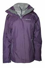 Columbia Women's 3 IN 1 Arctic Trip II Interchange Omni-Heat Winter Jacket XS