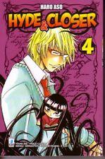 Hyde & Closer 4 - Young 200 - Ed. Star Comics