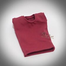 Hot Toys VGM22 Resident Evil 6 LEON S. KENNEDY Figure 1/6th Scale RED T-SHIRT