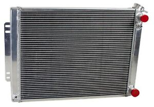 Griffin 8-00009-LS Aluminum Performance Fit Radiator for General Motors A/F Body