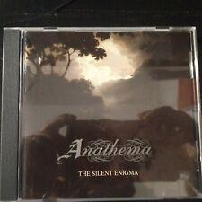 Anathema – The Silent Enigma CD 1995 Peaceville – CDVILE 52