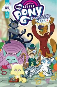 IDW Comics My Little Pony Friendship is Magic 97 - 1st Print (2021) CVR A New