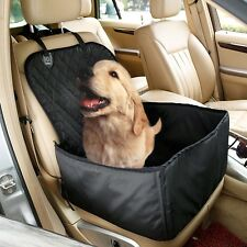 Waterproof Dog Pet Car Travel Carrier Bag Booster Seat Cover 2 in1 Bucket Basket
