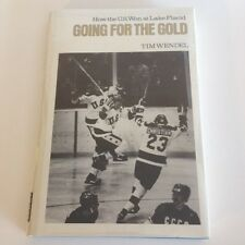 ICE HOCKEY Going for Gold: How the U.S. Won at Lake Placid Tim Wendel HC+DJ 1980