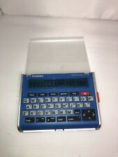 Franklin Spelling Ace Electronic Thesaurus Word Hand Held Game Sa-209 Blue