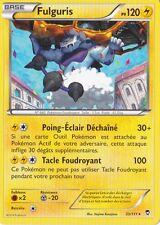 Fulguris - XY3:Poings Furieux - 33/111 - Carte Pokemon Neuve Française